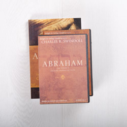 Abraham CD series with Bible companion
