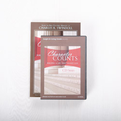 Character Counts: Building a Life That Pleases God, message series with Bible companion