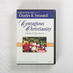 Contagious Christianity: A Study of 1 Thessalonians, message series