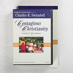 Contagious Christianity: A Study of 1 Thessalonians, message series with study guide