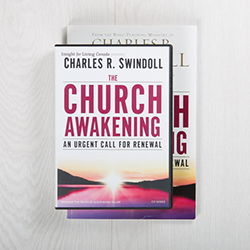 The Church Awakening: An Urgent Call for Renewal, message series with Bible companion