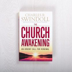 The Church Awakening: An Urgent Call for Renewal, hardcover by Charles R. Swindoll