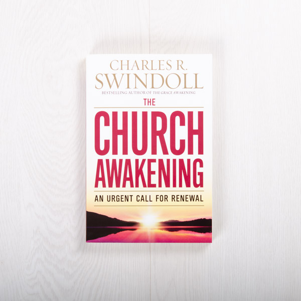 The Church Awakening: An Urgent Call for Renewal, paperback by Charles R. Swindoll