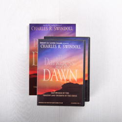 The Darkness and the Dawn: Empowered by the Tragedy and Triumph of the Cross, message series with Bible companion