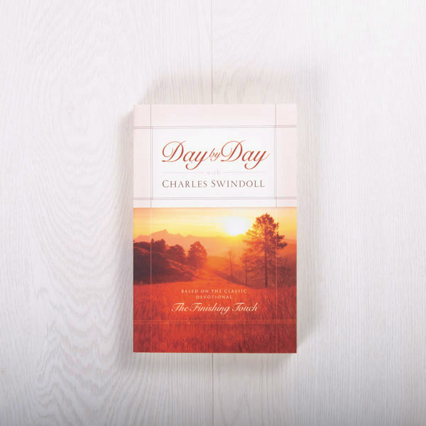 Day by Day, paperback devotional by Charles R. Swindoll