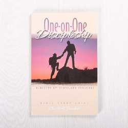 One-on-One Discipleship, study guide