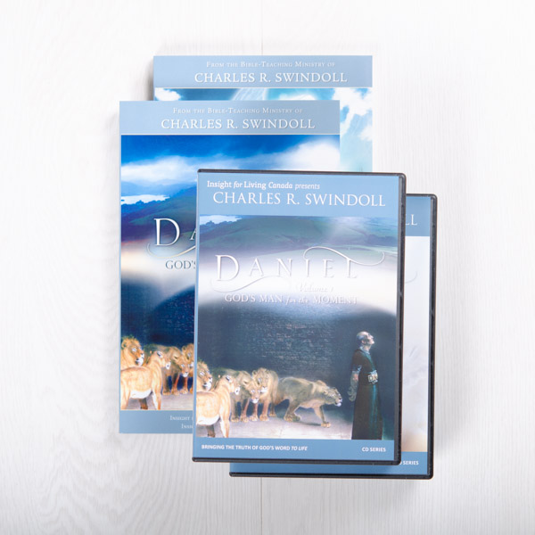 Daniel: Volume 1 and 2, message series set