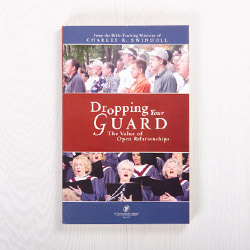 Dropping Your Guard, paperback by Charles R. Swindoll