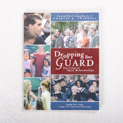Dropping Your Guard: The Value of Open Relationships, workbook