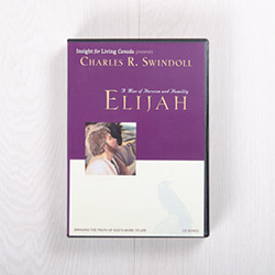 Elijah: A Man of Heroism and Humility, message series