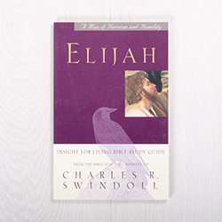 Elijah: A Man of Heroism and Humility, study guide