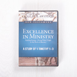 Excellence in Ministry: Starting Strong—Doing What's Right in the Work of Ministry, signature series