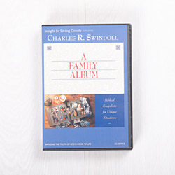 A Family Album: Biblical Snapshots for Unique Situations, message series