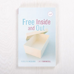Free Inside and Out, paperback by Luci Swindoll and Marilyn Meberg