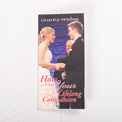 How to Find Your Lifelong Companion, booklet by Charles R. Swindoll