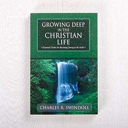 Growing Deep in the Christian Life, paperback by Charles R. Swindoll