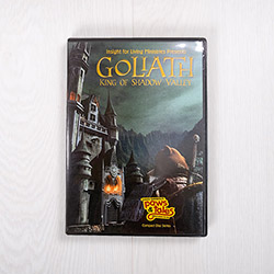 Goliath: King of Shadow Valley, Paws & Tales CD series