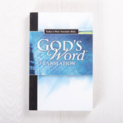 God's Word Translation, paperback Bible