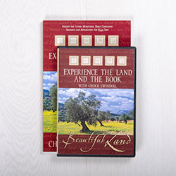 Experience the Land and the Book with Chuck Swindoll, DVD series with Bible companion