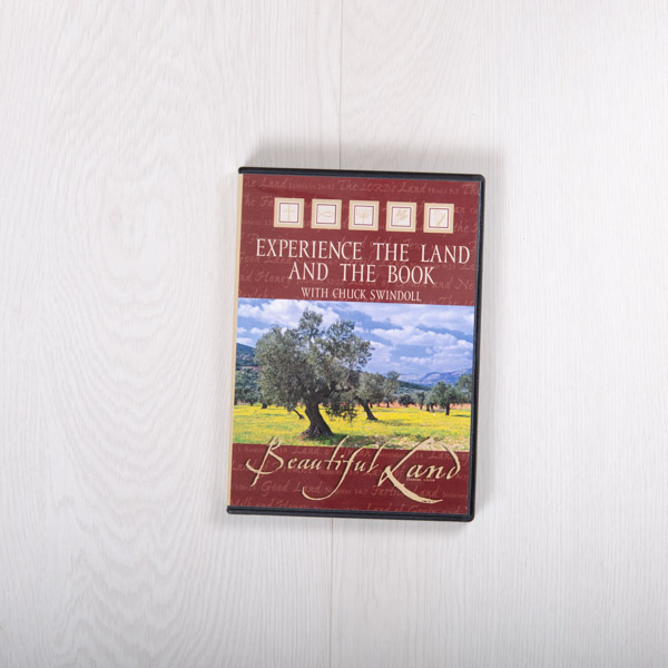 Experience the Land and the Book with Chuck Swindoll, DVD series