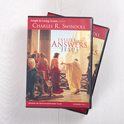 Issues and Answers in Jesus' Day, message series