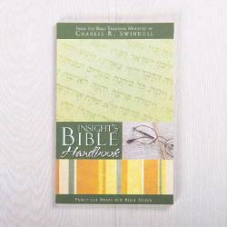 Insight's Bible Handbook: Practical Helps for Bible Study, paperback by Insight for Living
