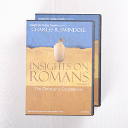 Insights on Romans: The Christian's Constitution, Volume 1, classic series