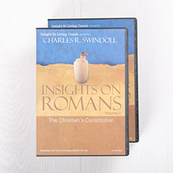 Insights on Romans: The Christian's Constitution, Volume 2, classic series