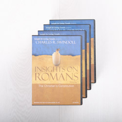 Insights on Romans: The Christian's Constitution, Volume 1 & 2 set