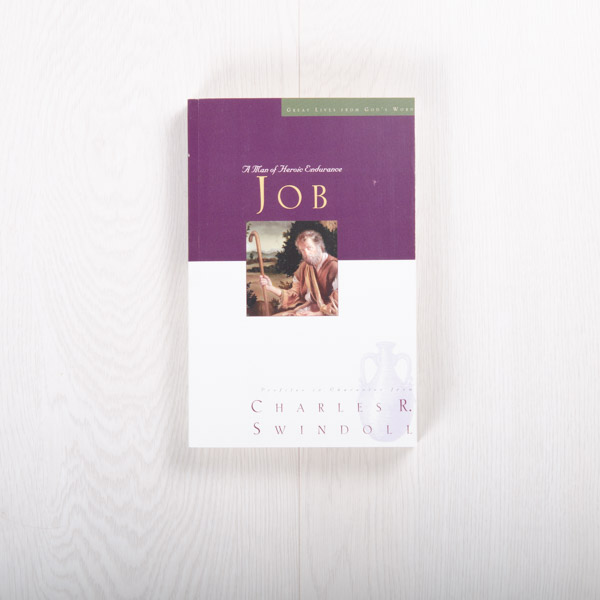 Job: A Man of Heroic Endurance, paperback by Charles R. Swindoll