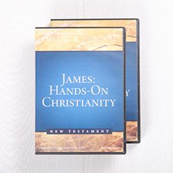 James: Hands-On Christianity, signature series