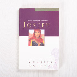 Joseph: A Man of Integrity and Forgiveness, paperback by Charles R. Swindoll