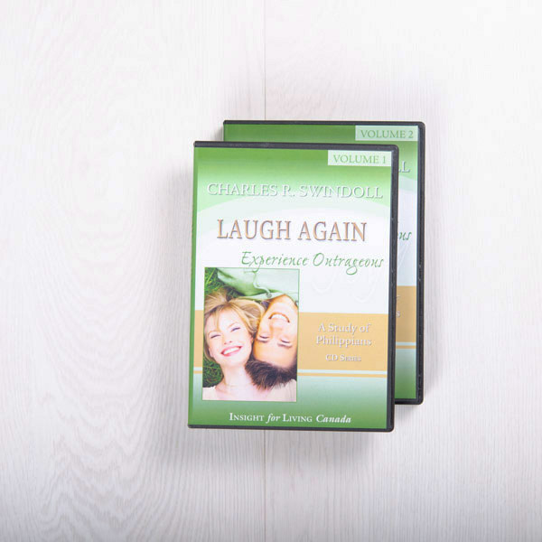Laugh Again: Experience Outrageous Joy, A Study of Philippians, message series