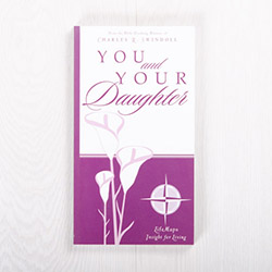 You and Your Daughter, paperback by Insight for Living