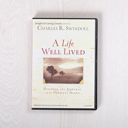 A Life Well Lived: Discover the Rewards of an Obedient Heart, message series