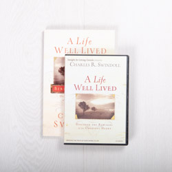 A Life Well Lived: Discover the Rewards of an Obedient Heart, message series with Bible companion