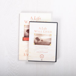 A Life Well Lived: Discover the Rewards of an Obedient Heart, DVD and Bible companion set