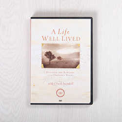 A Life Well Lived: Discover the Rewards of an Obedient Heart, DVD series