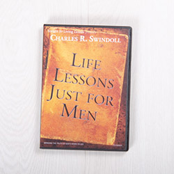 Life Lessons Just for Men, message series