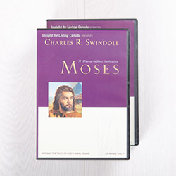 Moses: A Man of Selfless Dedication, message series