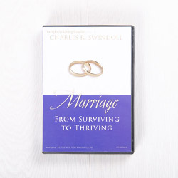 Marriage: From Surviving to Thriving, message series