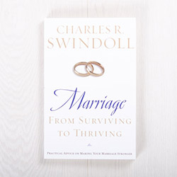 Marriage: From Surviving to Thriving, paperback by Charles R. Swindoll