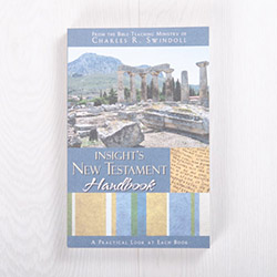 Insight's New Testament Handbook: A Practical Look at Each Book, paperback by Insight for Living