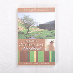 Insight's Old Testament Handbook: A Practical Look at Each Book, paperback by Insight for Living