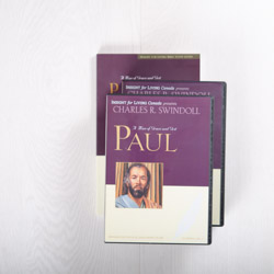 Paul: A Man of Grace and Grit, message series with study guide