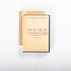 Practical Christian Living: A Road Map to Spiritual Growth, message series with workbook