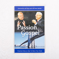 Passion for the Gospel, paperback by Charles R. Swindoll and Greg Laurie