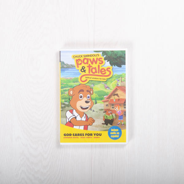 Paws & Tales DVD 1: God Cares for You