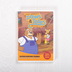 Paws & Tales DVD 2: Overcoming Fears