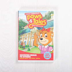 Paws & Tales DVD 3: Showing Grace to Others